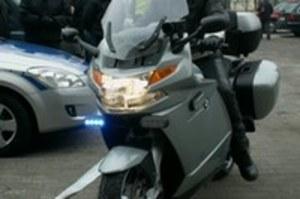 Uwaga na policyjne BMW!