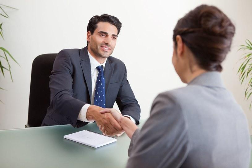 Uważaj podczas rozmowy kwalifikacyjnej /123RF/PICSEL