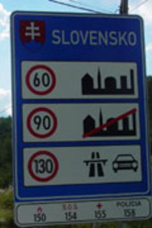 Uważaj także na Słowacji...