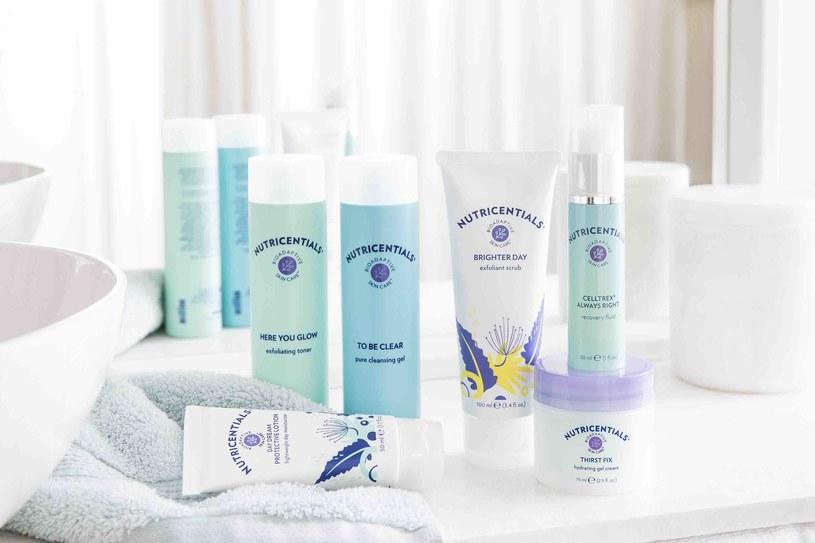 Uwielbiane przez klientów na całym świecie produkty do pielęgnacji skóry z serii Nutricentials od Nu Skin już 14 stycznia wracają w nowej odsłonie i nowych, udoskonalonych formułach /materiały prasowe