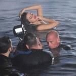 Uwodzicielska i mokra Selena Gomez. Zobacz!