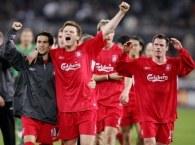 Uzasadniona radość piłkarzy FC Liverpool /AFP