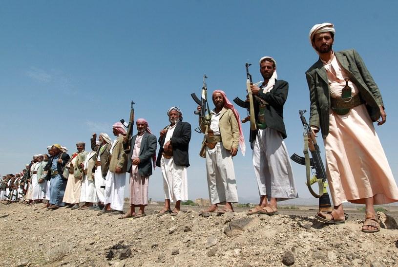 Uzbrojeni jemeńscy mężczyźni, zdj. ilustracyjne /MOHAMMED HUWAIS /AFP