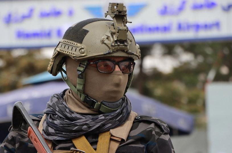Uzbrojony talib /STRINGER /PAP/EPA