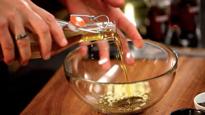 Użyj oliwy z oliwek /materiały prasowe
