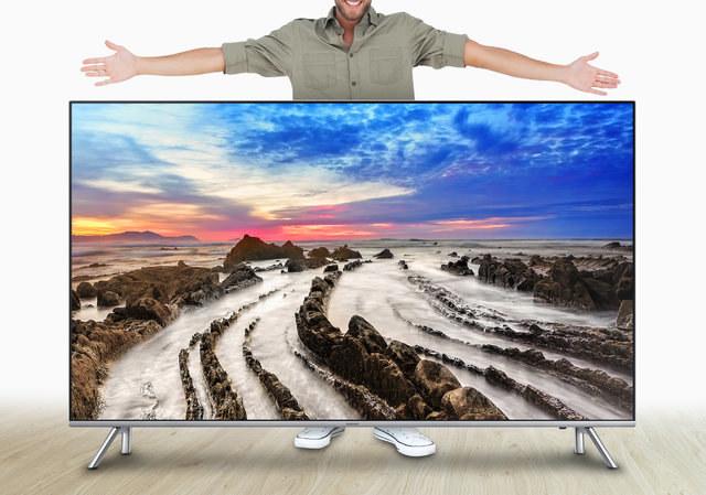 Użytkownicy chętniej wybierają ekrany o większej przekątnej /materiały prasowe