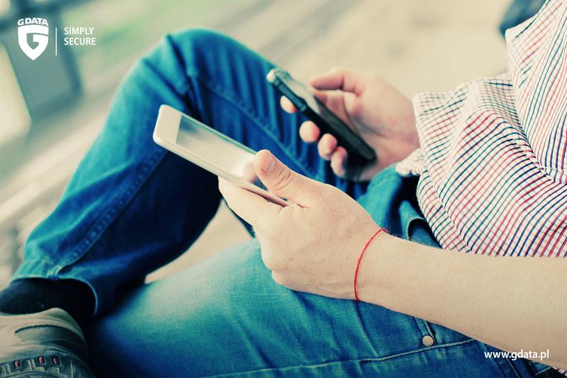 Użytkownicy smartfonów nie mogą czuć się bezpiecznie /materiały prasowe