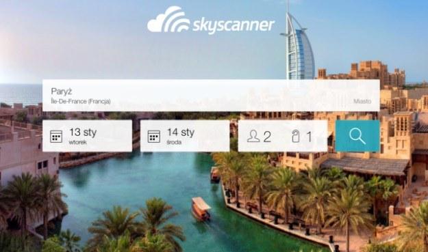 Użytkownicy urządzeń mobilnych z systemem iOS (iPhone, iPad) mogą korzystać z nowej, bezpłatnej aplikacji Skyscanner Hotele /materiały prasowe