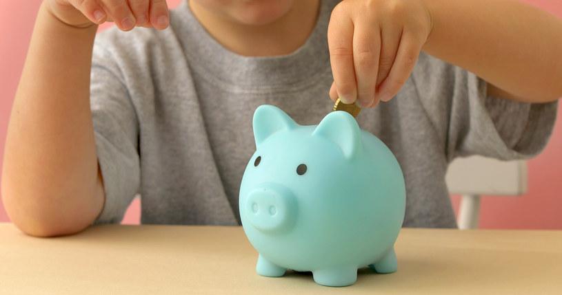 Użytkowniczka TikToka o pseudonimie CraftedAndCozy wyznała, że ma oryginalny sposób na to, aby nauczyć syna oszczędzania /123RF/PICSEL
