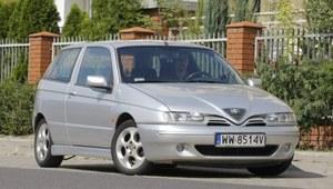 Używana Alfa Romeo 145/146 (1994-2001)