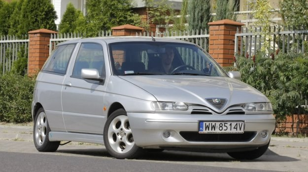 Używana Alfa Romeo 145 /Motor