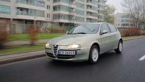 Używana Alfa Romeo 147 1.9 JTD (2003)