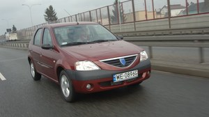 Używana Dacia Logan (2004-)