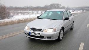Używana Honda Accord VI (1998-2002)