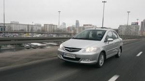 Używana Honda City (2006-2008)
