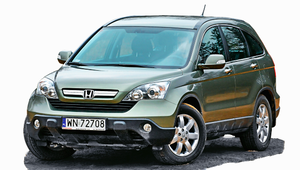 Używana Honda CR-V III (2006-2012) - opinie użytkowników