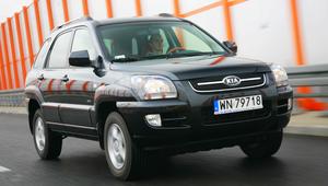 Używana Kia Sportage II (2004-2010) – rocznik 2010