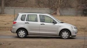 Używana Mazda 2 (2002-2007)