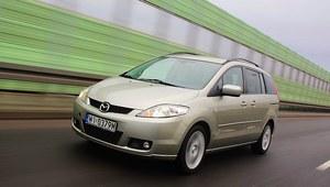 Używana Mazda 5 I (2005-2010) - opinie użytkowników