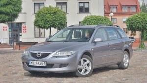 Używana Mazda 6 po latach - uwaga, potrafi być kosztowna