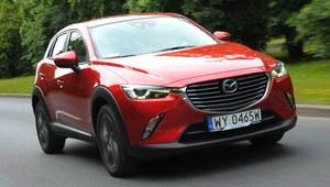 Używana Mazda CX-3 (2015-) - opinie użytkowników