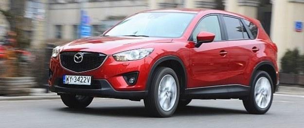 Używana Mazda CX-5 - opinie użytkowników