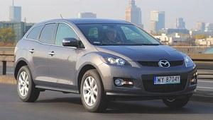 Używana Mazda CX-7 (2007-2012) - opinie użytkowników