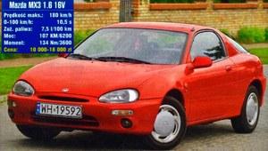 Używana Mazda MX-3 (EC; 1991-1998)