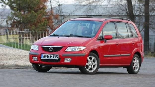 Używana Mazda Premacy (1999-2004) /Motor