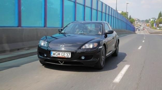 Używana Mazda RX-8 (2003-2011) /Motor