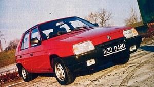 Używana Skoda Favorit (1988-1994)