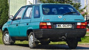 Używana Skoda Forman (1990-1995) - pożegnanie epoki