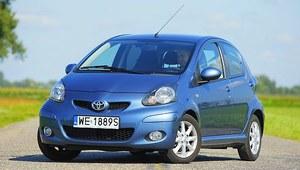 Używana Toyota Aygo I (2005-2014) - opinie użytkowników