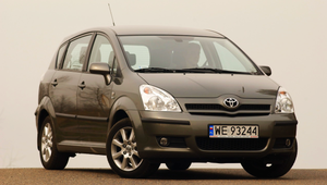 Używana Toyota Corolla Verso (2004-2009) - opinie użytkowników