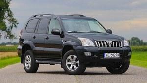 Używana Toyota Land Cruiser J120 (2002-2009) - opinie użytkowników