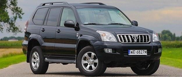 Używana Toyota Land Cruiser - opinie użytkowników