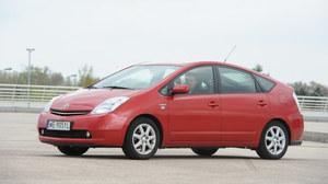 Używana Toyota Prius II (2003-2009)