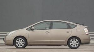 Używana Toyota Prius II (2004-2009)