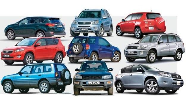 Używana Toyota RAV4 - poradnik kupującego /Motor