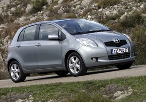 Używana Toyota Yaris. Auto raczej bez niespodzianek