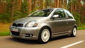 Używana Toyota Yaris T-Sport (2001-2006)