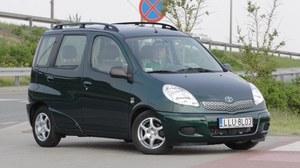Używana Toyota Yaris Verso (2000-2005)