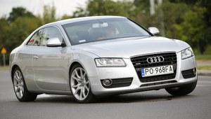 Używane Audi A5 (2007-)