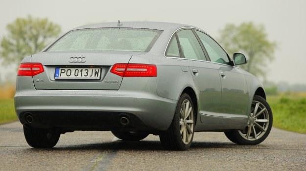 Używane Audi A6 - poradnik kupującego /Motor
