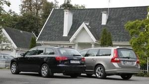 Używane Audi A6 vs Volvo V70 - pojedynek rodzinnych kombi