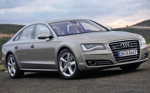 Używane Audi A8 bez problemu jest teraz w zasięgu Sebastiana /