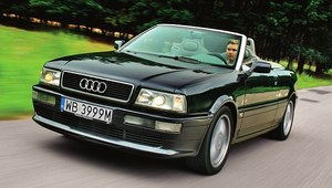 Używane Audi Cabriolet (1991-2000)