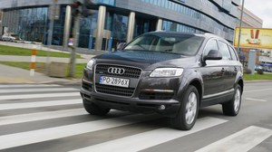 Używane Audi Q7 (2005-)