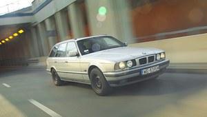Używane BMW 525 tds E34 (1991-1996)