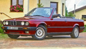 Używane BMW serii 3 Cabriolet (E30) - ostatni dzwonek